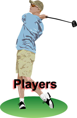 golf-players